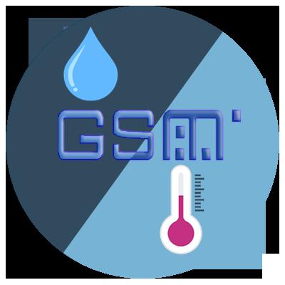 Monitorizazión GSM de Temperatura y Humedad Relativa de Tlmach