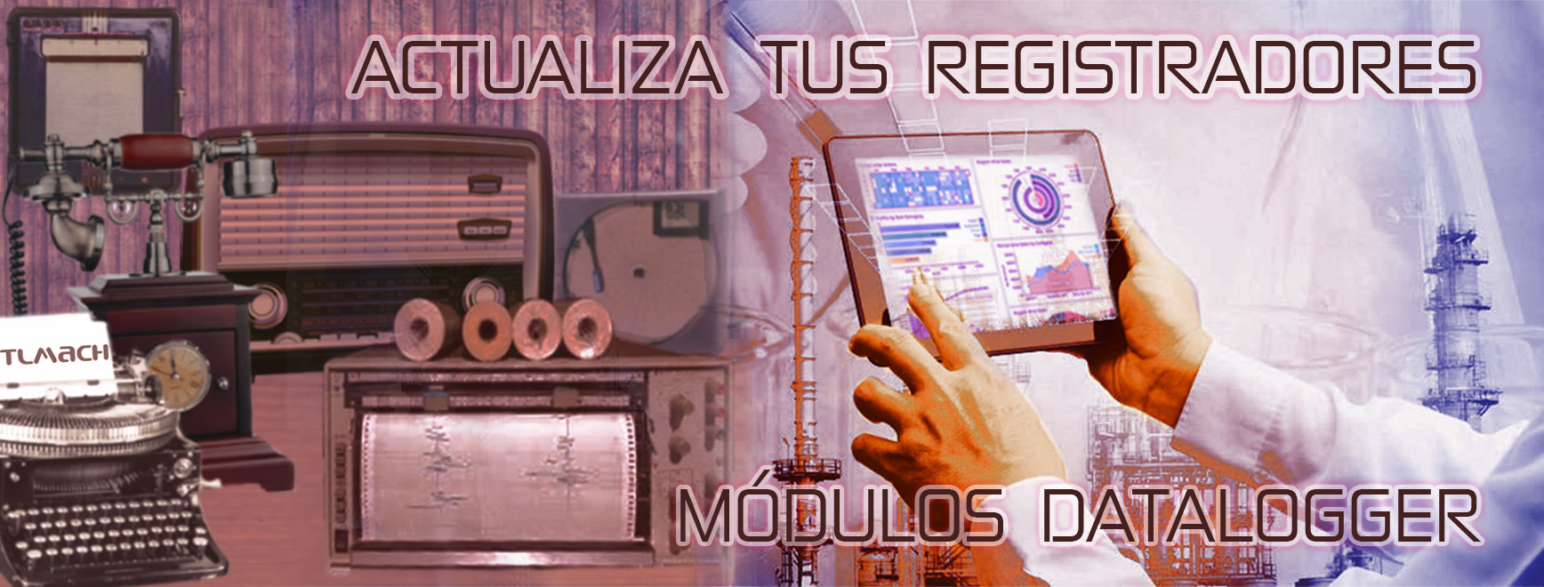 Módulos para el registro digitalizado de datos