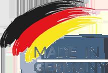 Fabricado en Alemania