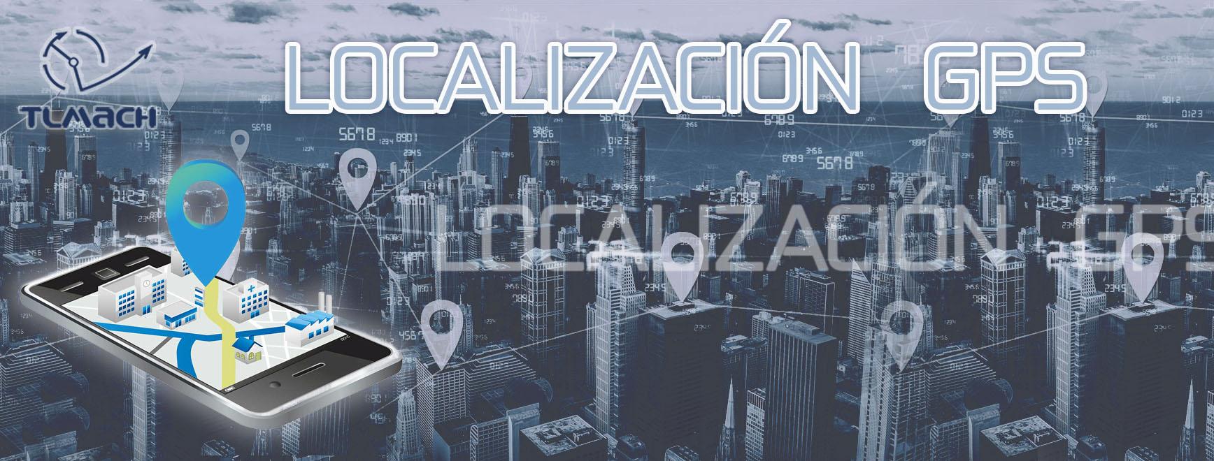 Localización GPS y detección de robo
