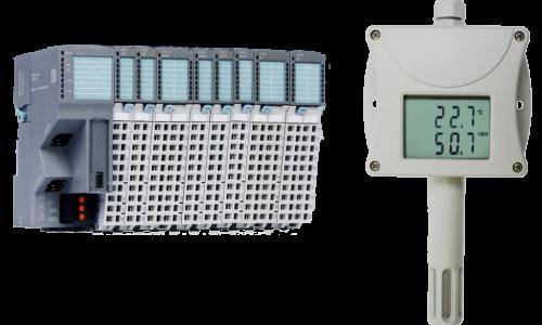 DIspositivos para la monitorización IoT de temperatura y humedad relativa